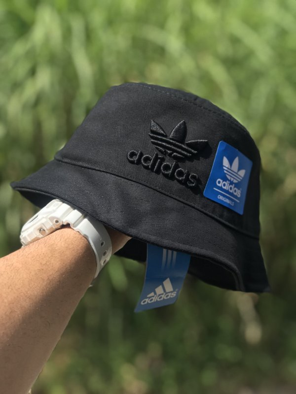 Bucket Hat Adidas Brand Black