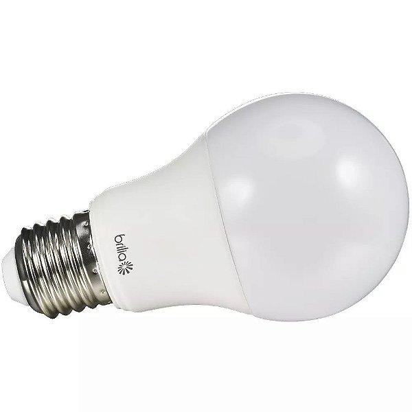 Lmpada bulbo de led mesquita eltrica e iluminaao lmpada led bulbo brilia 48w 3000k e27 thecheapjerseys Choice Image