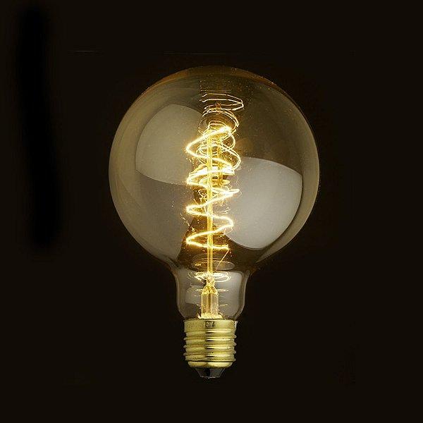 Lmpada de filamento de carbono mesquita eltrica e iluminaao lmpada de filamento de carbono g80 40w starlux altavistaventures Choice Image