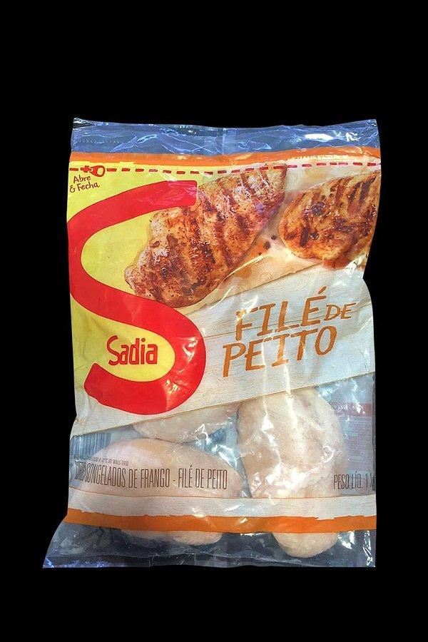 File de Peito Sadia 1kg - Congelado