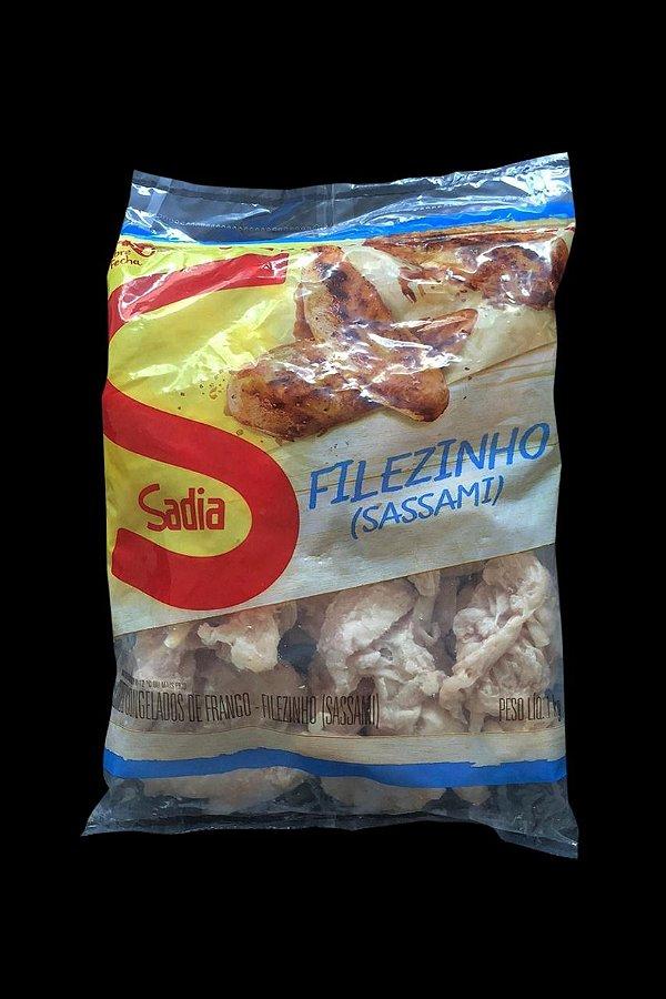 Filezinho Sassami Sadia 1kg - Congelado