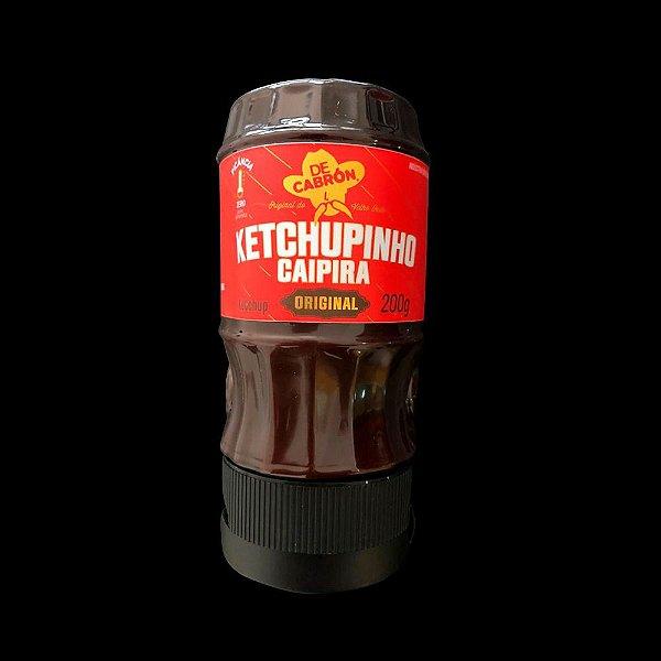 Ketchupinho Caipira Original 200g
