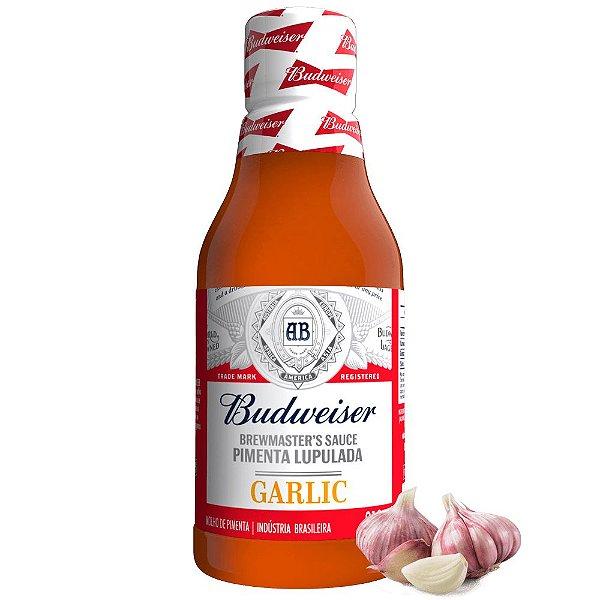 Molho de Pimenta Budweiser Garlic