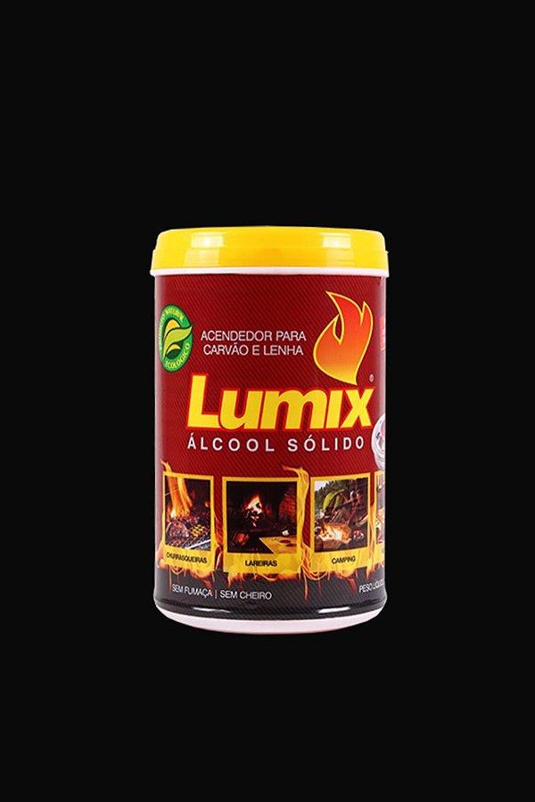 Acendedor para Carvão e Lenha - 04 pastilhas