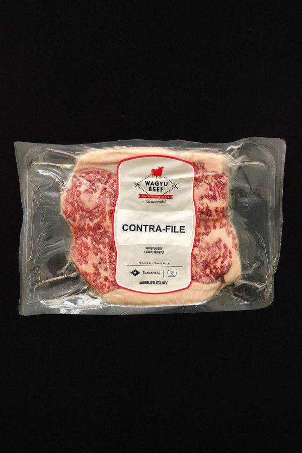 Chorizo Steak Wagyu Tacuarembó 02 unidades (Marmoreio 06) - Congelado