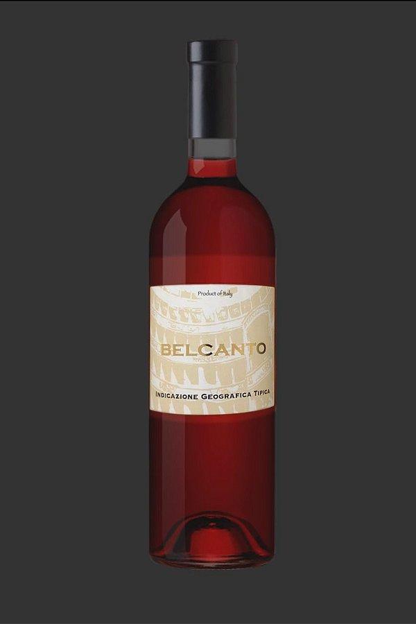 Vinho Belcanto Montepulciano Nero Rose 2018 - Itália
