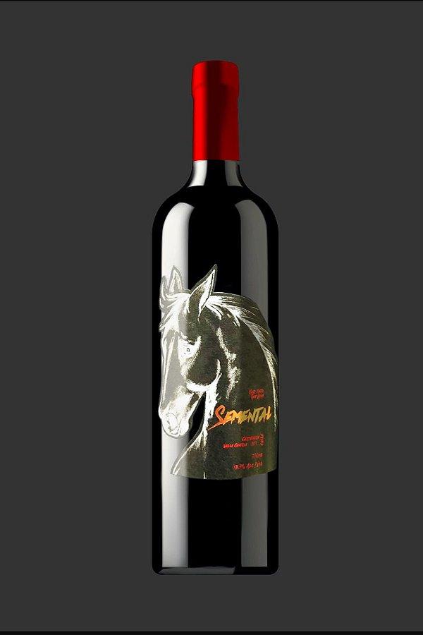 Vinho Semental Carmenère 2018 - Chile