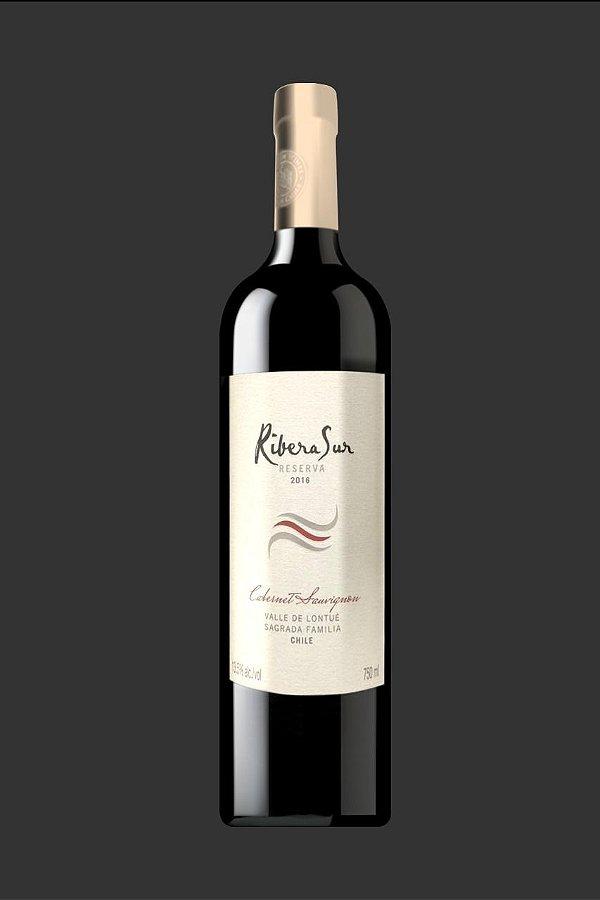 Vinho Ribera Sur Reserva Cabernet Sauvignon 2016 - Chile