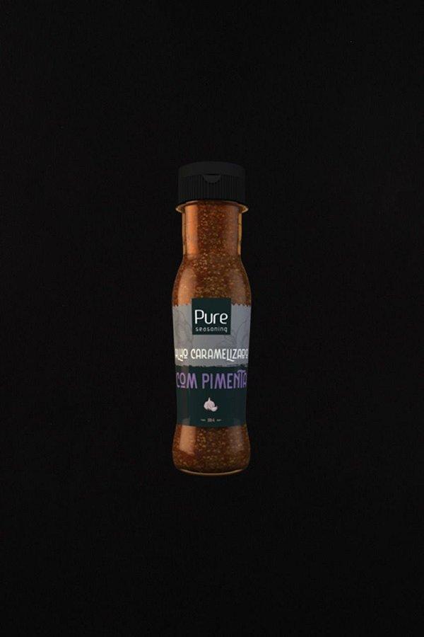 Molho de Alho Caramelizado com Pimenta 355g