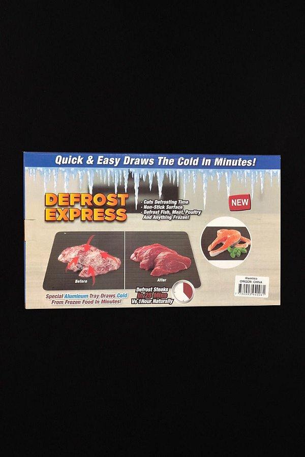Tábua Para Descongelar Alimentos 35x20