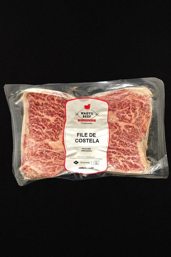 Ancho Steak Wagyu Tacuarembó 02 unidades (Marmoreio 09) - Congelado
