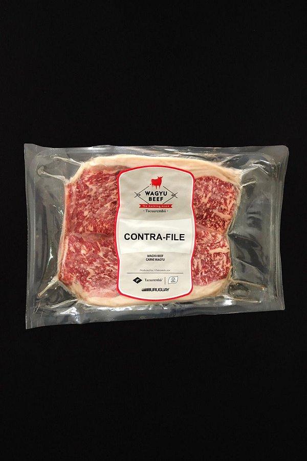 Chorizo Steak Wagyu Tacuarembó 02 unidades (Marmoreio 04) - Congelado