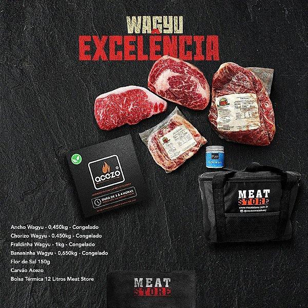 Kit Wagyu Excelência Cruzado Sem Certificação