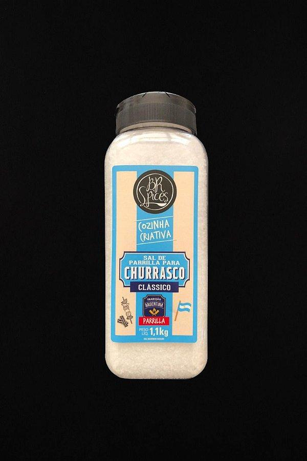 Sal de Parrilla para Churrasco Clássico - 1,1kg