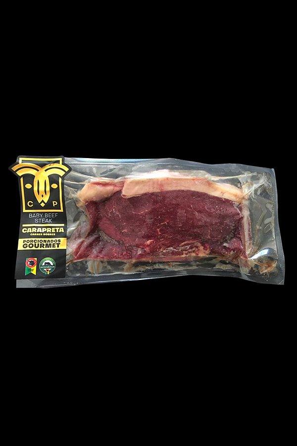 Alcatra Baby Beef Steak 400g Angus (Dia a Dia) - Congelado