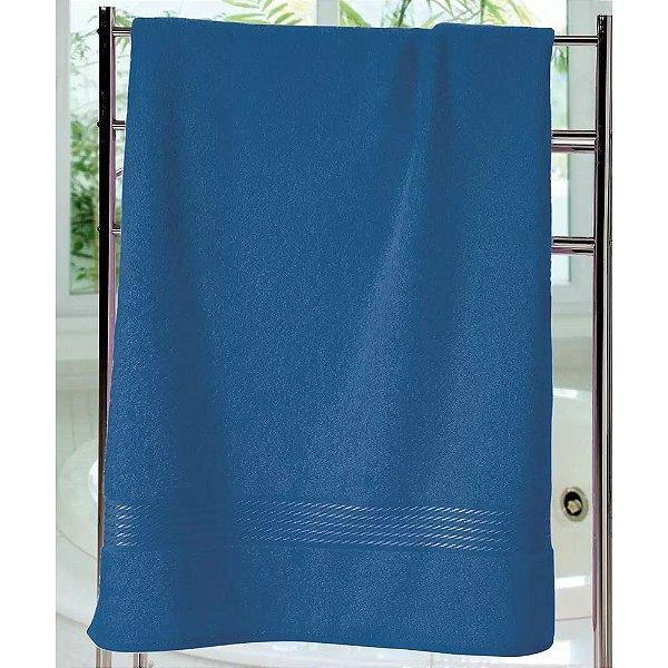 Toalha de Banho Prisma - Azul 10195 - Döhler