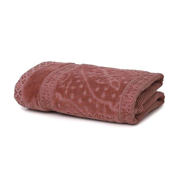 Toalha de Rosto Le Bain Kali - Tijolo 8555  - Artex