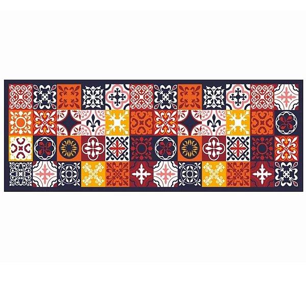 Passadeira de Cozinha 45cm x 120m - Colors Tile - Kacyumara