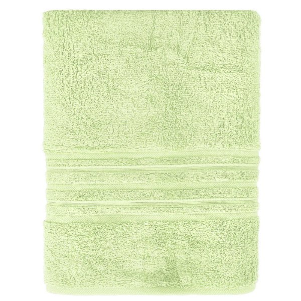 Toalha de Banho Maxy Fio Penteado - Verde Claro - Karsten