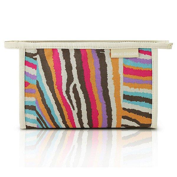 Necessaire Envelope Miss Douce Colorida - Jacki Design