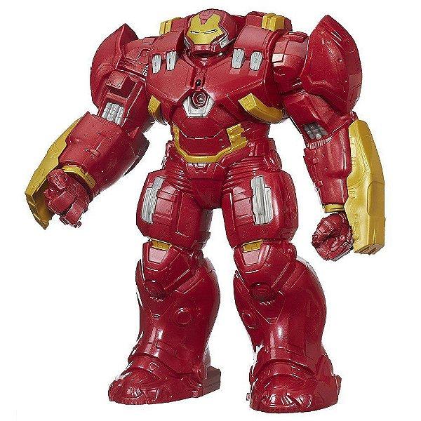 Boneco Avengers - Titan Hero Tech - A Era de Ultron - Hulk Buster Interativo