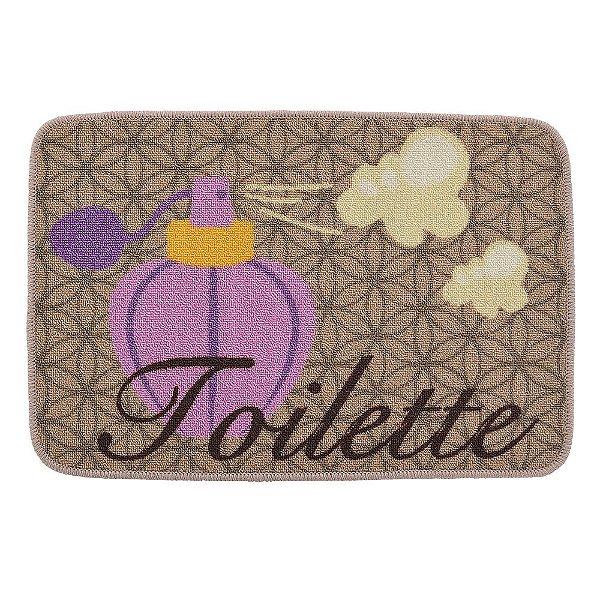 Tapete Multiuso 40 x 60 cm - Toilette - Jolitex