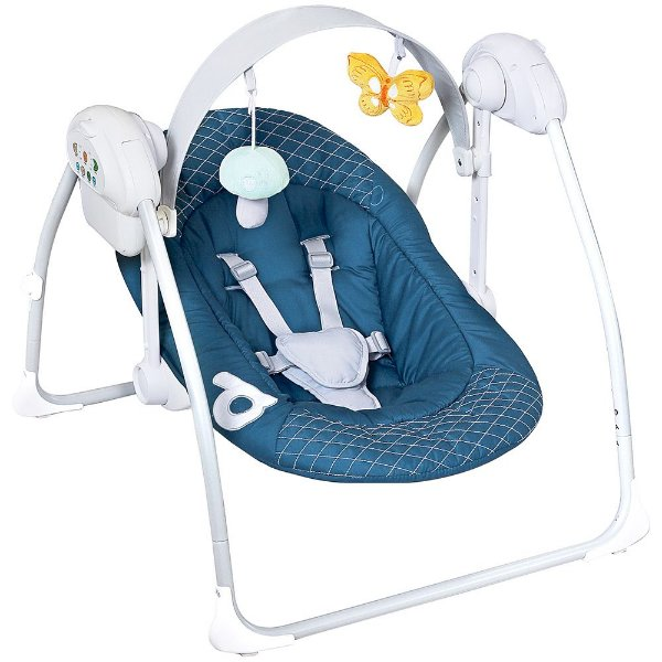 Cadeira de Balanço Eletrônica - Dzieco - Galzerano