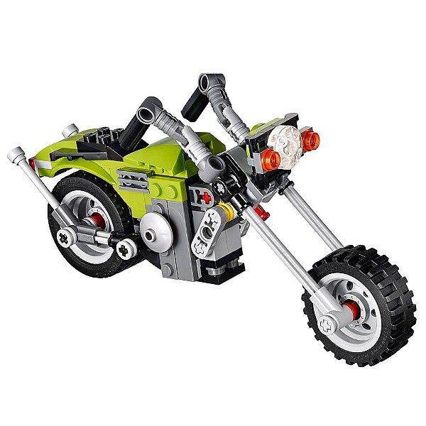 Lego Creator Moto Passeio - 3 em 1