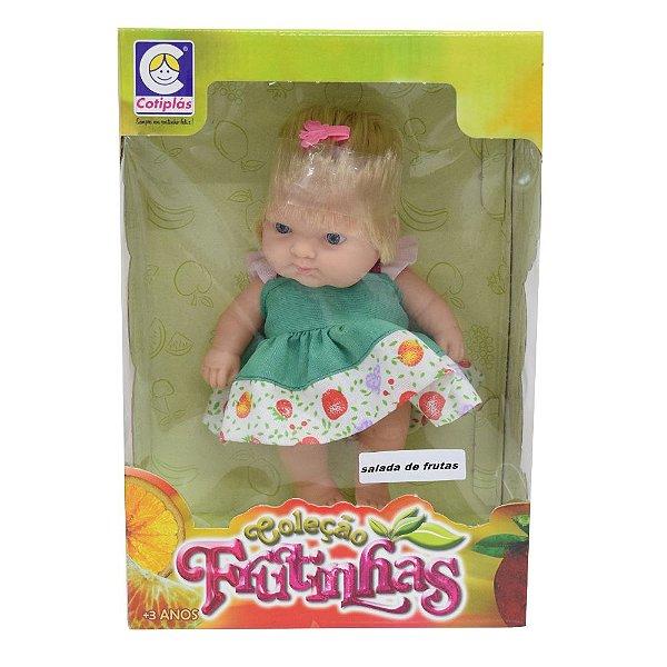 Bonecas Coleção Frutinhas - Salada de Frutas - Cotiplás