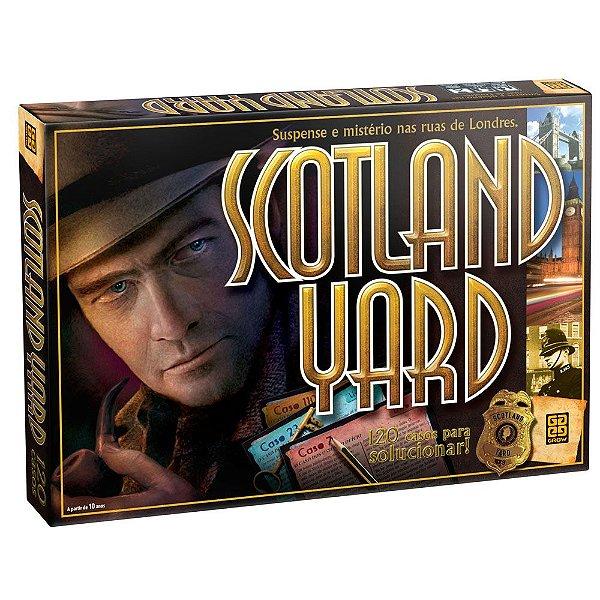 Jogo Scotland Yard - Grow