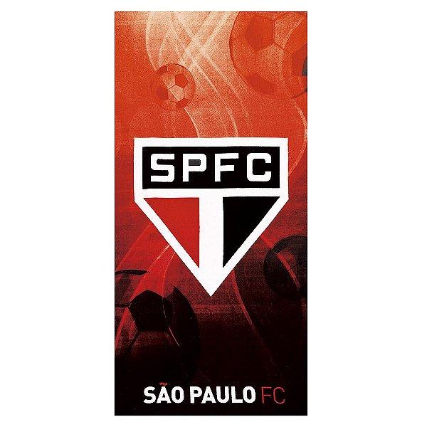 Toalha de Banho São Paulo FC - Döhler