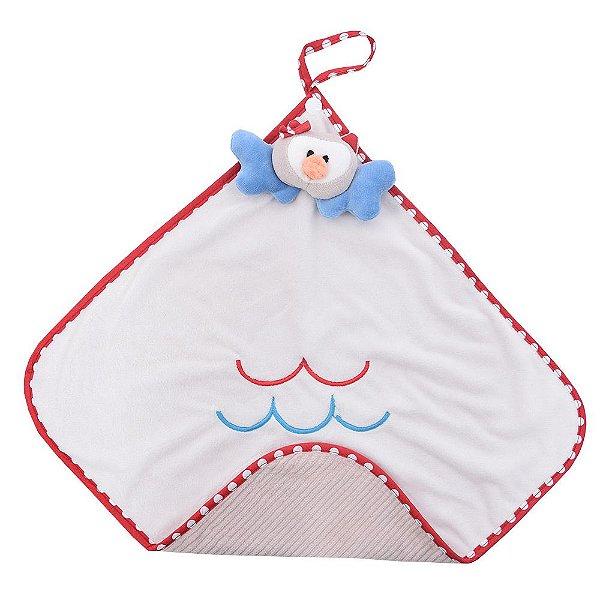 Toalha de Boca Coruja Matilda - Zip Toys
