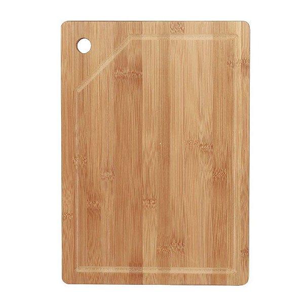 Tábua Para Churrasco Bamboo - Mor