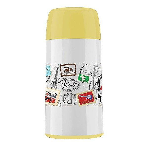Mini Garrafa Decorada Go Travel - 250ml - Invicta