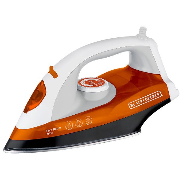 Ferro Elétrico a Vapor Easy Steam X5050 - Black & Decker