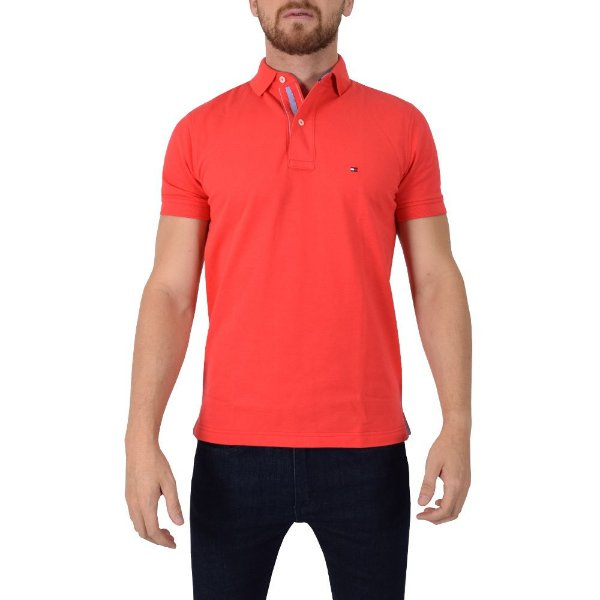 Camisa Polo Clássica - Tommy Hilfiger - Casa Joka 6215bcaf23355