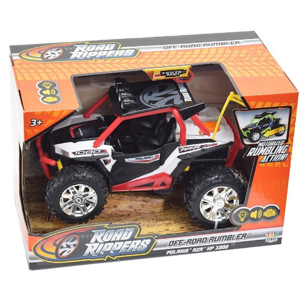Carro Motorizado Road Rippers - Off-Road Rumbler