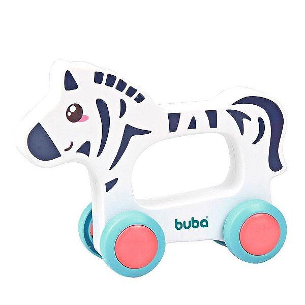 Meu Carrinho Animal Zebrinha - Buba