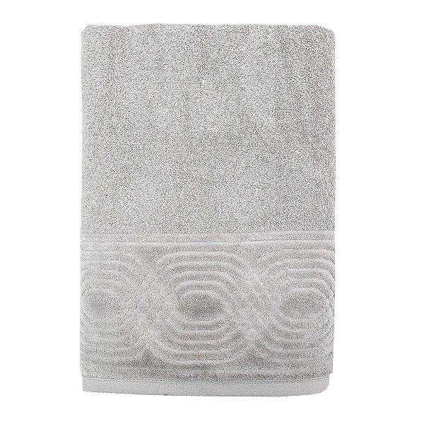 Toalha de Banho Unique Wave - Cinza - Santista
