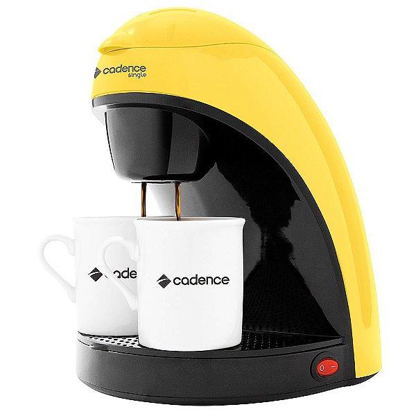 Cafeteira Elétrica Single Colors - Amarela
