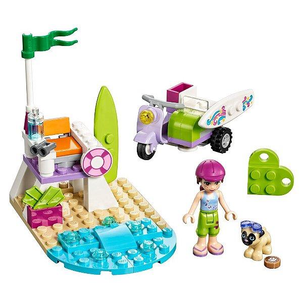 Lego Friends - Scooter de Praia da Mia