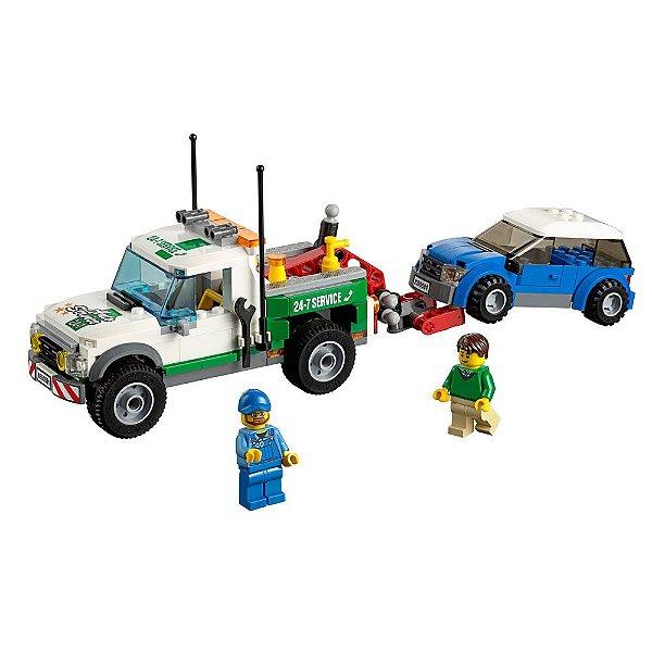 Lego City Caminhão Rebocador - Lego