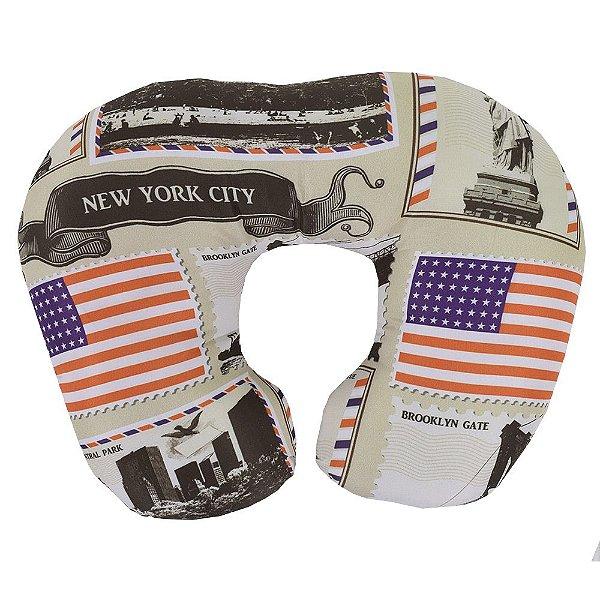 Almofada para Pescoço - New York City - Vikos