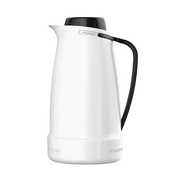 Bule Térmico Dama Branco - 500 ml - Termolar