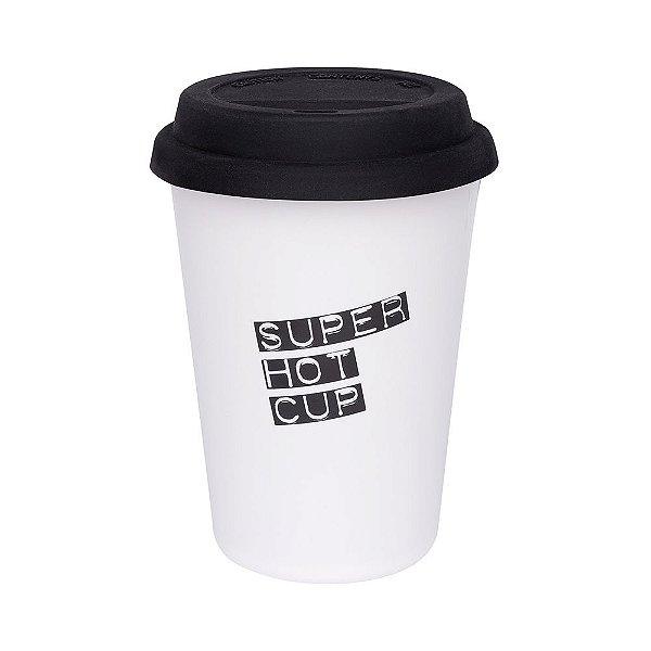 Copo Trip com Tampa - Super Hot Cup - 300ml - Oxford