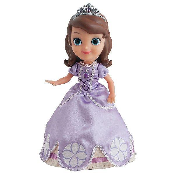 Boneca Princesinha Sofia - Doce Encanto - Multibrink