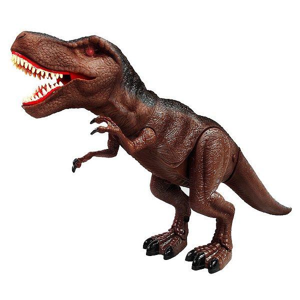 Tiranossauro Rex - Mighty Megasaur - DTC