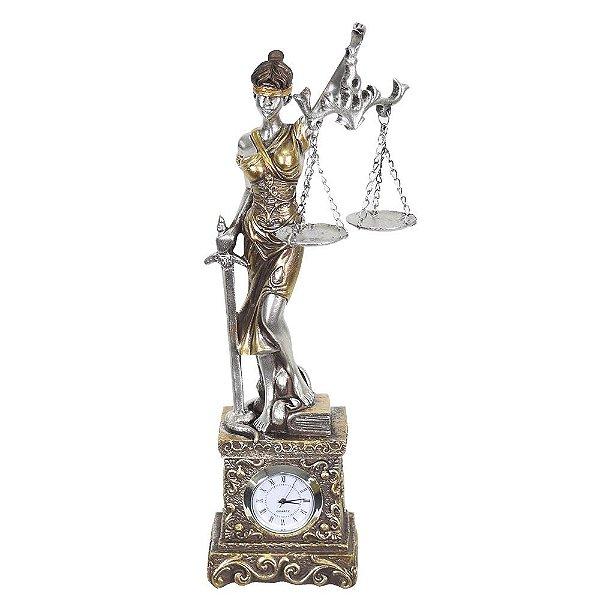 Relógio Dama da Justiça - Mabruk