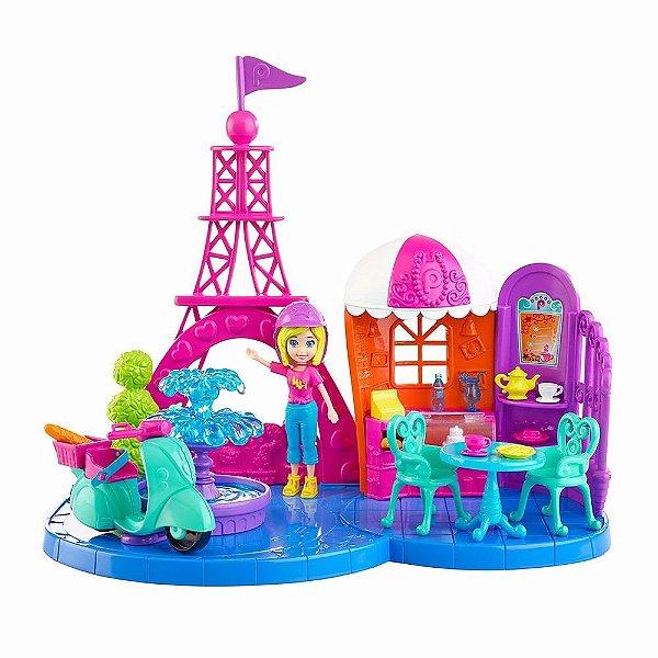 Polly Férias em Paris - Mattel