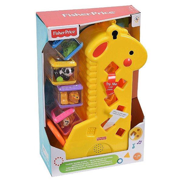 Girafa Pick-a-Blocks - Fisher-Price